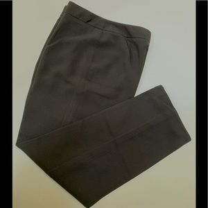 Kate Hill Pants - 🐞Kate Hill Black Dress Trouser Pants Size 8